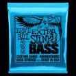 Juego de 4 Cuerdas Para Bajo Ernie Ball 2835  Extra Slinky  040 - 060 - 070 - 095  Made In U S A
