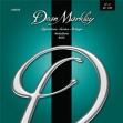 Juego de 4 Cuerdas Para Bajo Eléctrico Dean Markley  2604A   045 - 065 - 85 - 105  USA