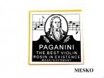 Pecastilla  Paganini Para Violín - Viola  860102