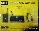 Sistema  Inalámbrico SKP Mini lll  Para Guitarra  Labalier