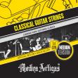 Juego De Cuerdas Nylon Medina Artigas 520 H Para Guitarra Clásica