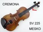 Violín Cremona SV - 225 - 4/4 Incluye  Arco, Estuche , Resina