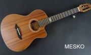 Guitarra Giannini Cuerdas Nylon Electroacústica  (PRODUCTO AGOTADO)