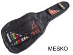 Funda Super Acolchada Para Guitarra Clásica Producto De Bolivia