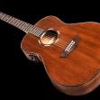 Guitarra Washburn Cuerdas Metálicas WL 012 SE NAT  Equalizador Fishburn 4 Bandas con Afinador