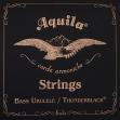 Juego de 4 Cuerdas Aquila para Ukelele Bass