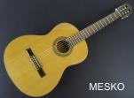 Guitarra Ibanez Clásica Cuerdas Nylon G 200E  con Equalizador Joyo JE 305 con Afinador
