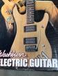 Pack Washburn N 1 Guitarra Eléctrica Más Amplficador 15 watts + Funda + Cable + Correa + Afinador