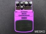 Pedal de Efecto Bass Overdrive Behringer BOD 100
