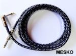 Cable Plug - Plug 6.3  L  3 Metros Para Instrumentos