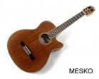 Guitarra Mercury MPEA 1  Cuerdas Nylon con Equalizador Activo
