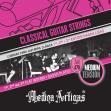 Juego Cuerdas Nylon 1°, 2° y 3° son Entorchadas Medina Artigas 470 Para Guitarra