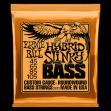 Juego de 4 Cuerdas Para Bajo Ernie Ball 2833 Hybrid Slinky 045 - 065 - 085 - 105  Made In U S A