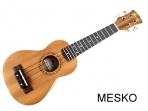 Ukelele Mercury Soprano MUK - 06, Incluye Funda