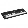 Teclado Casio CTX - 3500 Digital KEYBOARD, 61 teclas con sensibilidad al tacto, 48 polifonías 400 tonos y 100 ritmos 50 ritmos de música de baile, Yncluye Transformador