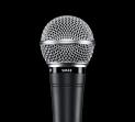 Micrófono SHURE Dinamico Vocal SM 48 -LC
