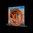 Juego Cuerdas D'addario EXL - 110 Para Guitarra Eléctrica 010 - 013 - 017 - 026 - 036 - 046