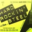 Juego Cuerdas Guitarra Eléctrica La Bella HRS L HARD ROCKIN STEEL  09 - 011 - 016 - 026 - 036 - 046