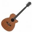 Guitarra Ibanez  AEG 7 MH Cuerdas de Acero con Equalizador Ibanez 3 bandas AEQ 27 T