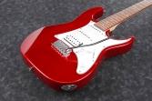 Guitarra Eléctrica Ibanez GRX - 40 Roja  22 Espacios