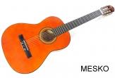 Guitarra Mercury Cuerdas  Nylon  con Torque