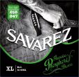 Juego de Cuerdas Metálicas Guitarra Acústica Phosphore Savarez A 140 KL  - 010 - 047