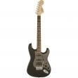 Guitarra Eléctrica Fender Strato Affinity HSS color Montego Black Metallic