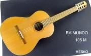 Guitarra Raimundo 105 M Española Clásica Cuerdas Nylon