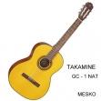 Guitarra Takamine GC - 1 NAT Clásica Cuerdas Nyon