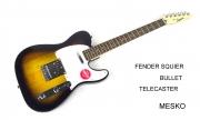 Fender Squier Bullet Telecaster Guitarra Eléctrica