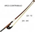 Arco para Contrabajo  3/4 - 4/4 J. LA SALLE  ( 1 )
