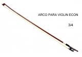 Arco para Violin Econ 3/4 - ( 7 )