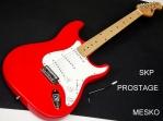SKP PROSTAGE - CHALLENGER ///,  Esta guitarra Tiene Taner Incluido
