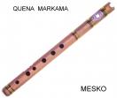 Quena Markama, Madera  de Jacarandá