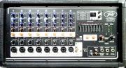 Amplificador Mezcladora Con Power  PEAVEY  PV 8500 - 400 Watts